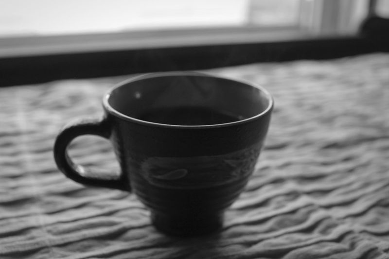 Coffee At Home Morning