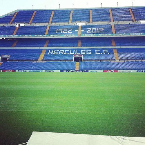 Hércules CF BestStadiumTourEver Alicante