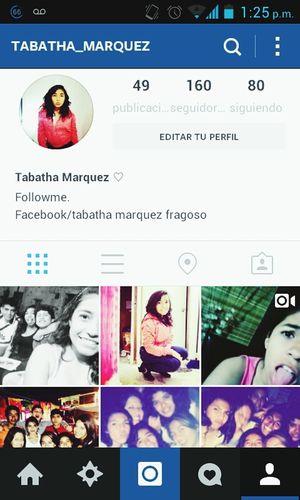 Follow Me On Instagram ♥