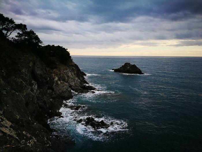 Mar Ligure Sky