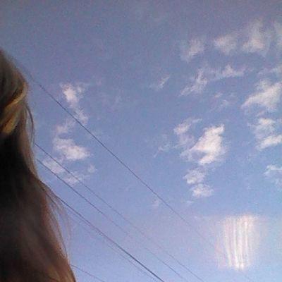 Небо голубое...красота