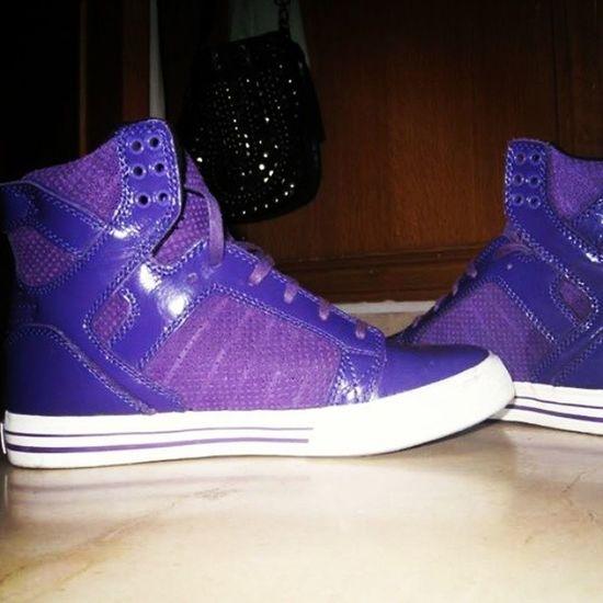Supras  Purple Cute Swaag Swagy JustinBieber Cool