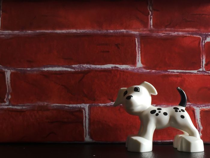 Toy Toys Toy Photography Dog Dalmatian 101 Dalmatians Mans Best Friend Wall Wallpaper Wall Art Wall Painting No People Close-up Alley Dog Walking Dog In Action Dog Still Life