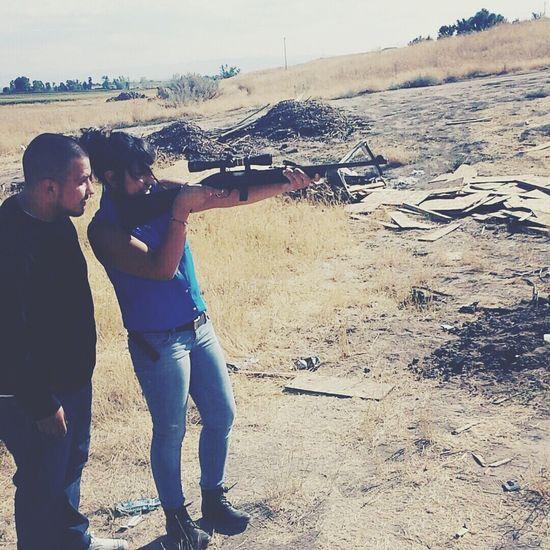 Shooting Thug That's Me Enjoying Life