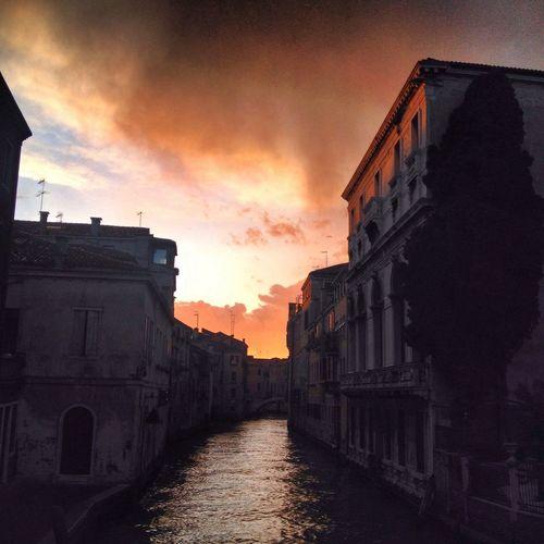 Rainy Days In Venice