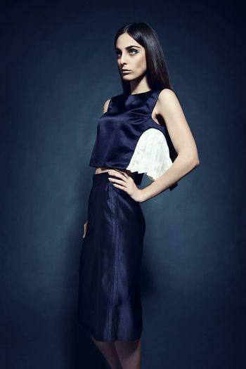 Le Gran Blue(FF) Picoftheday Fashion&love&beauty Photography Fashion Taking Photos Hautecouture Fashionphotography Styling Milan