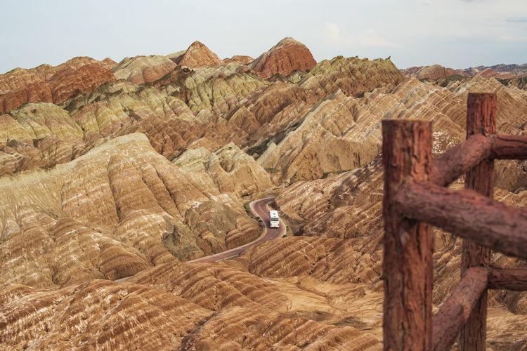 Danxia national geography park