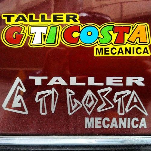 Old & New Logo! Mechanic Taller Gticosta Renault especialista clio