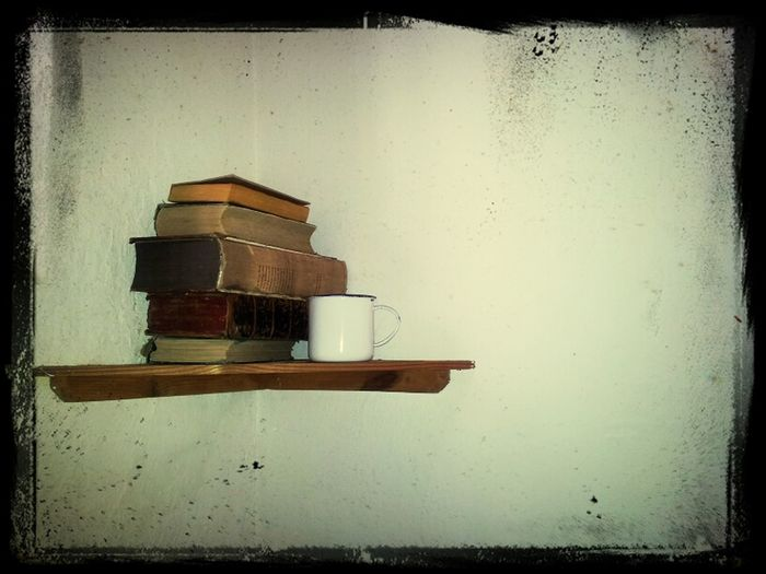 Shelf Within Prison Cell