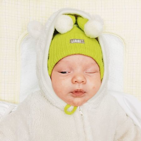 Little baby winking Adorable Baby Baby Clothes Baby Face Blink Blinking Child Children Cute Expression Eyes Face Family Infant Kids Little Looking At Lying Down Newborn NewBorn Photography One Eye Open Portrait Wink Winking Winter Clothes