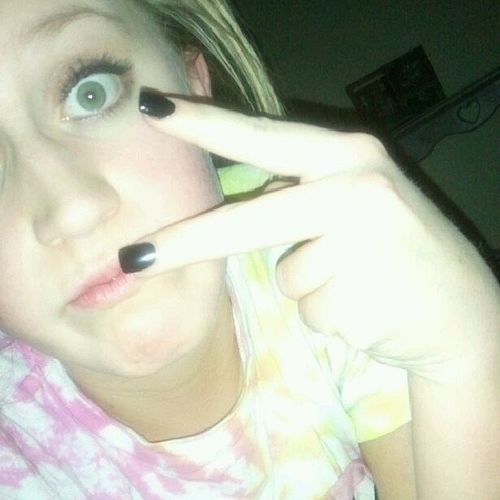 Late night selfies to my baby... Nofilter Hemustreallyloveme
