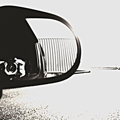 Black & White Monocrome Incar Camera Mirror Memycameraandi