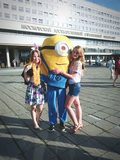 Minion  Me Enjoying Life Summer Minions ♥♥ Minion Love