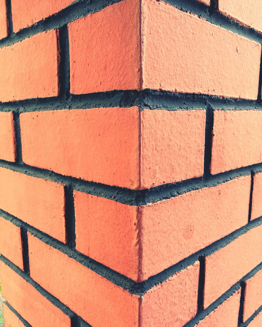 brick wall, full frame, backgrounds, wall - building feature, pattern, red, architecture, day, outdoors, textured, built structure, no people, close-up, building exterior
