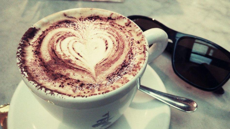 Coffee Relaxing Movilgrafias Cafe Espuma  Capuccino Detalle