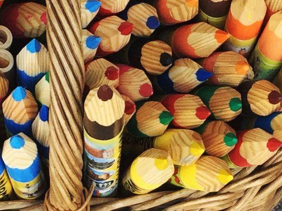 Pencils color Multi Colored
