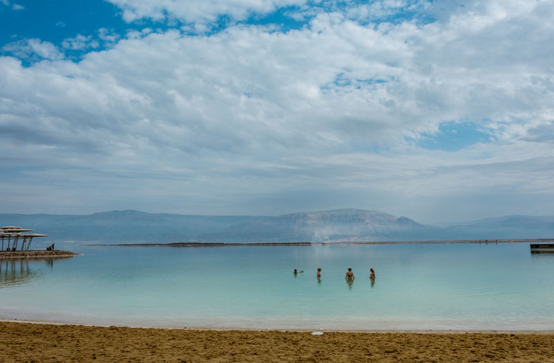 DeadSea Deadsea Eye4photography  EyeEm EyeEm Gallery EyeEm Nature Lover Gettyimages Isreal  Learn & Shoot: Balancing Elements Nature Nature_collection Outdoors People Watching Reflection Sea And Sky Sublime Living Tourism Tourists Tranquil Scene Tranquility Landscape With Whitewall Travel Photography Traveling Vacation Water The Great Outdoors - 2016 EyeEm Awards Long Goodbye The Great Outdoors - 2017 EyeEm Awards