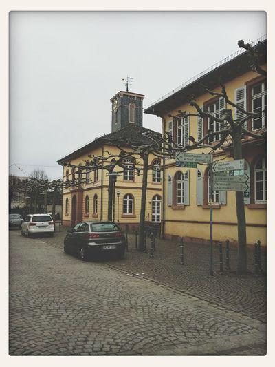 Dieburg Streetphotography My Trip In Germany?