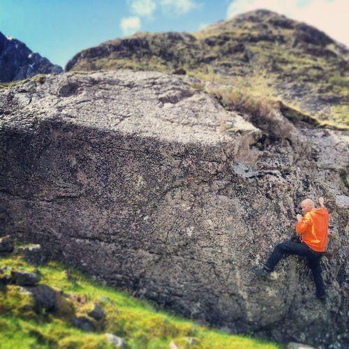 Scotland Glencoe Bulder Trip