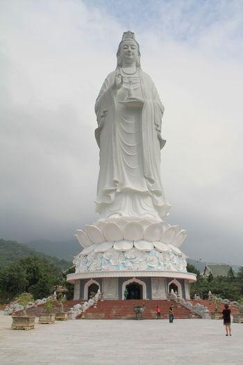 Chua Linh Ung Da Nang, Vietnam Lady Buddha Pagoda