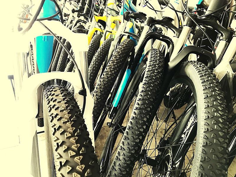 Large Group Of Objects No People Wheel Tire Work Tool Bikes Bikecycle Bisiklet