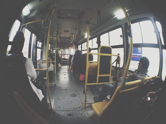 Ecovia Everyday Bus Enjoying Life all day taje this :(