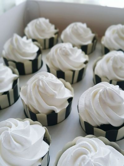 Sweet Food No People Close-up Food Indoors  Cupcakes♡ Chocolate Cupcakes ❤ Day Dessert