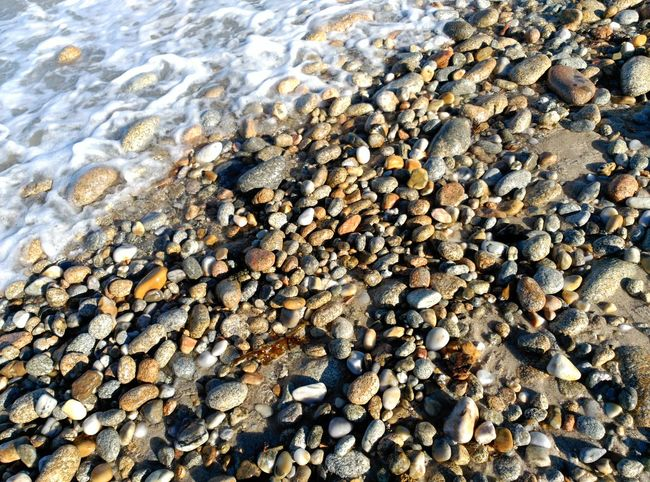 No People Nature Beauty In Nature Water Pebble Beach Outdoors