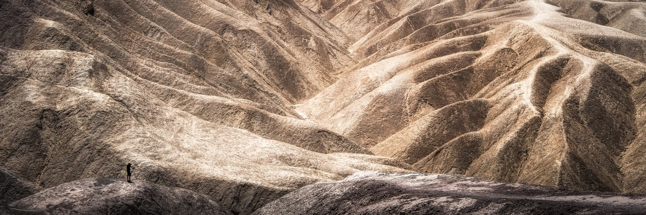 Death Trying in the Death Valley (Colored Version) California Death Valley Desert Exploring Hot National Park Nature Taking Photos Tranquility Travel Beauty In Nature Light And Shadow Mountain Nature Outdoors Summer Travel Destinations An Eye For Travel