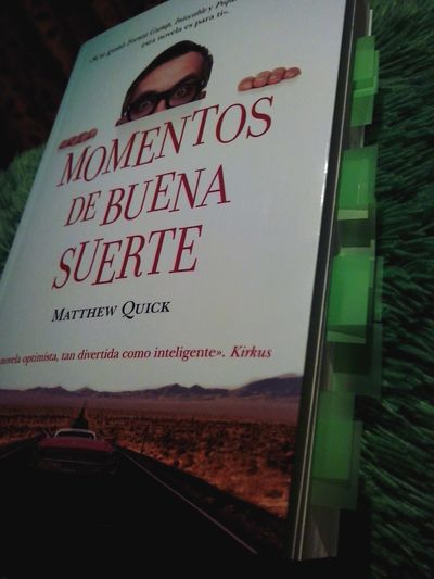 Leer a Matthew Quick es mi Hobbie favorito en todo el mundo. Currently Reading (: