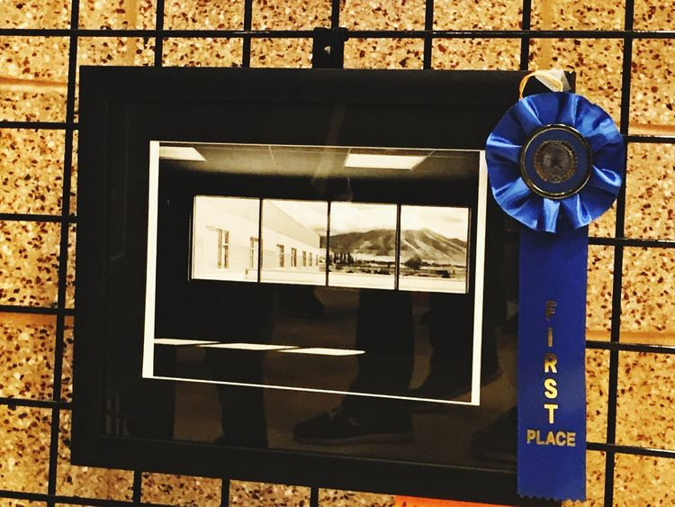 1st place in art show! Day