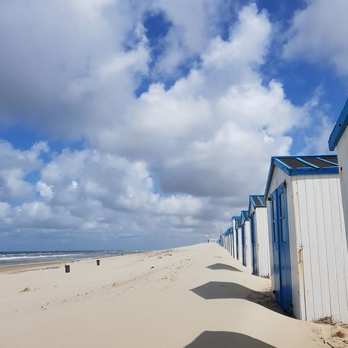EyeEm Selects Texel  Texelpics Texel, The Netherlands Beach Beach Photography Nature Horizon Over Water Sand Dune Water Texelstrand Cloud - Sky Sky Scenics Sea Beachphotography