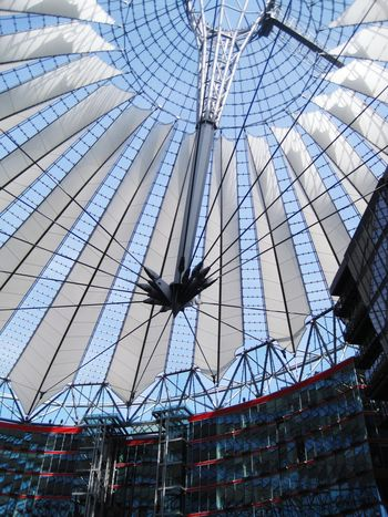 Berlin Berlino Berlin Potsdamer Platz Potsdamer Platz Sonycenterberlin Sonycenter Germany Germania Holiday Check This Out That's Me Enjoying Life Nikonphotography NikonD3100 FamilyTime Modern Architecture Architecture