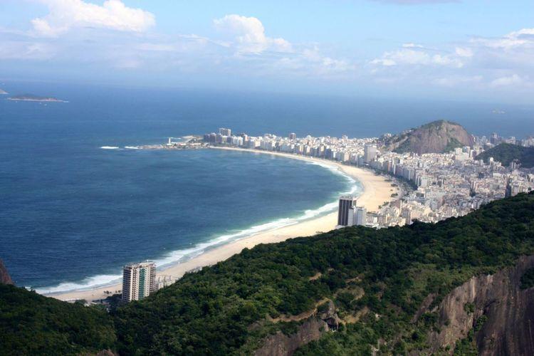 Landscapes With WhiteWall Rio de Janeiro Brazil beaches