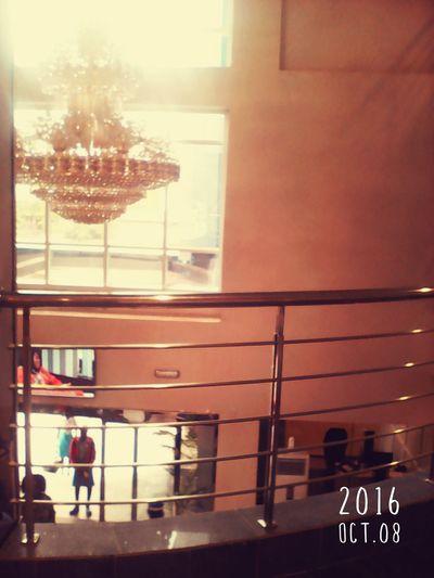 Illuminated Indoors  Modern Day Nigeria WOW