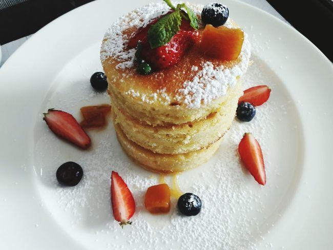 Sweet Pie Tart - Dessert Frozen Food Gelatin Dessert Fruit Pancake Dessert Plate Dessert Topping Blueberry