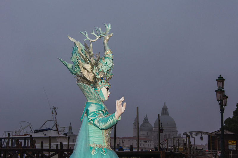 Carnival in Venice, Italy Carnevale a Venezia, Italia Carnival In Venice Venice, Italy Adult Architecture Building Exterior Clear Sky Costume Day Down Mask - Disguise Outdoors People Sky Travel Destinations Women Young Adult Young Women The Portraitist - 2018 EyeEm Awards The Photojournalist - 2018 EyeEm Awards
