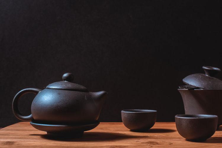 Teapot Indoors