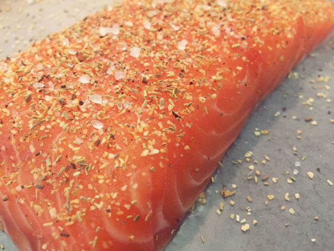 Colour Of Life Salmon Sashimi Food Foodphotography Foodporn Fish Dish Salmone
