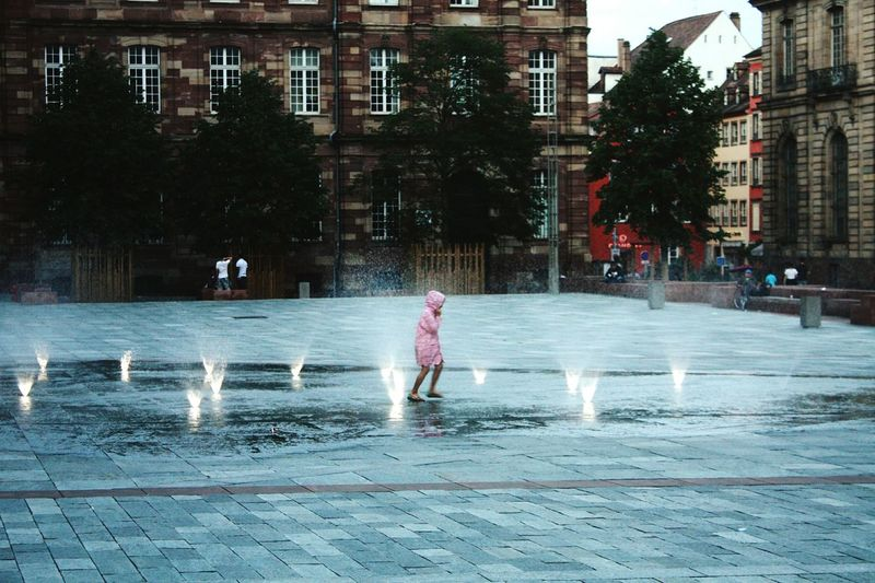 Strasbourg Traveler France Alsace Travel Traveling EyeEm Happy People Relaxing Street Walk Water Street Photography Streetphotography Miles Away The City Light Millennial Pink
