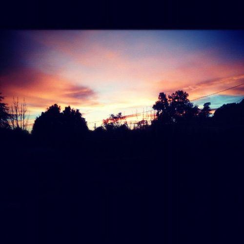 pretty sky ?