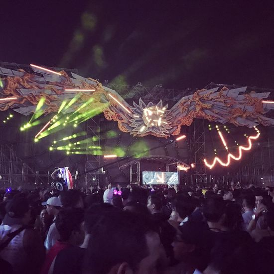 Waiting For Martin Garrix (Day1) at Garuda Land Stage. DWP2016. Djakarta Warehouse Project By ITag Djakarta Warehouse Project 2016 By ITag DanceMusicFestival By ITag Live In Concert By ITag