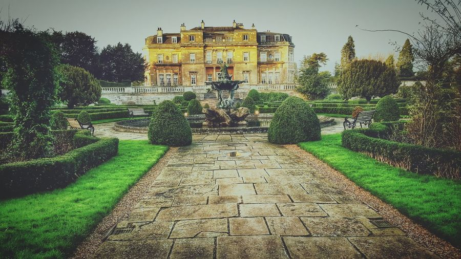 Luton Hoo Hotel Gardens Hdrphotography HDR BuildingPorn Building Smartphone Photography