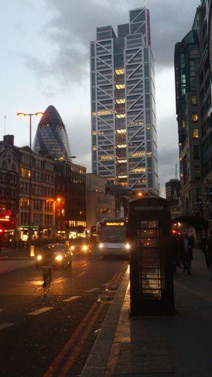 Bishopsgate City Of London