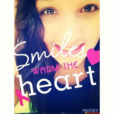 Tu felicidad no está al alcance de nadie :* ????❤ Smile Heart Cheer Photofy photofyapp @photofyapp