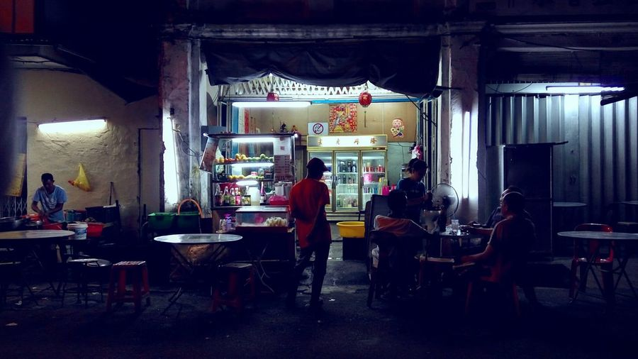 Chuliastreethawkerfood Penang Malaysia Street Photography Hanging Out Street Hawker Georgetownunescoworld Georgetown Penang Island