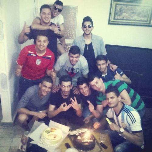 Bonne_année Bonne_anniversaire 🎂 Frères 😍 Party 😎