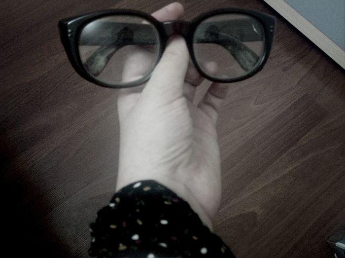 Glasses Eski
