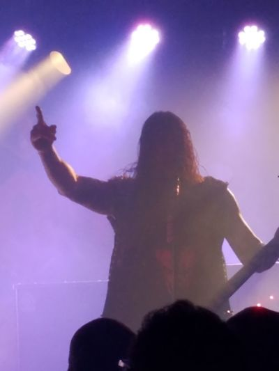 Performance Nightclub Concerts Destruction Band
