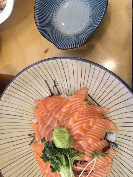 Salmon Sashimi Salmone